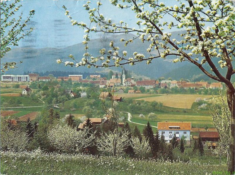 Spominski dan v Lovrencu na Pohorju
