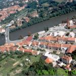 Ureditev kulturnega prizorišča ob reki Muri v Gornji Radgoni