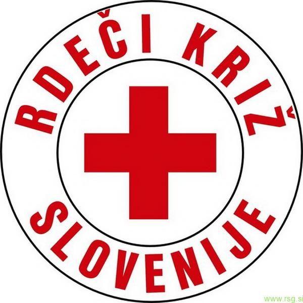 Beguncem v Črnem lesu pomagajo tudi prostovoljci Rdečega križa Lenart