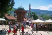 V Sarajevo z Radiem Slovenske gorice in TA Relax