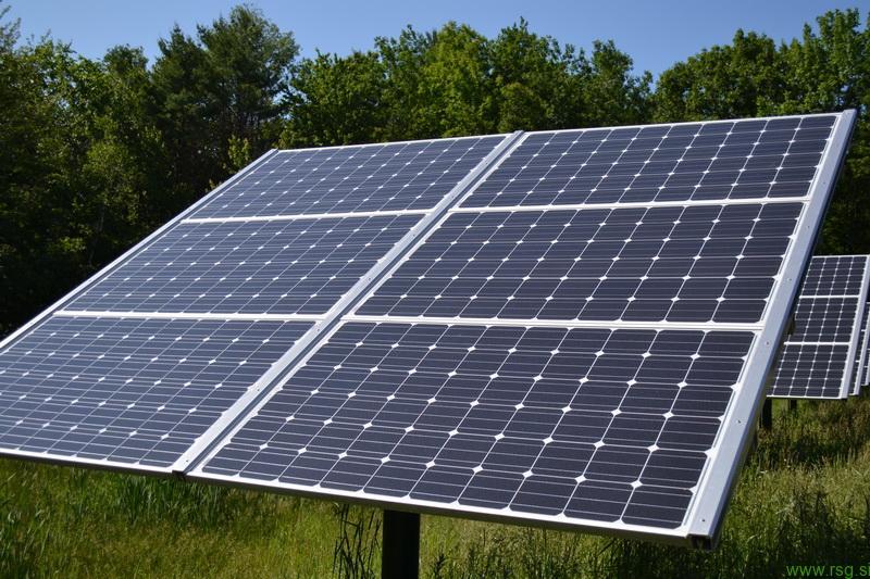 Paneli za proizvodnjo električne energije so menda magnet za tatove