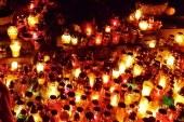 Ali tat, opremljen s svečami iz svečomata, čaka 1. november?
