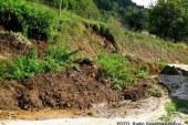 Sanacija plazov v Jurovskem Dolu