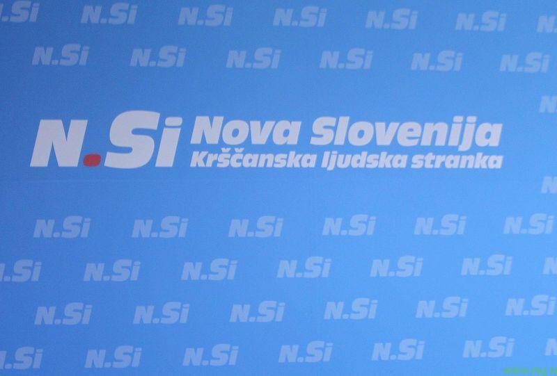 Nova Slovenija-Krščanski demokrati na obisku v Slovenskih goricah