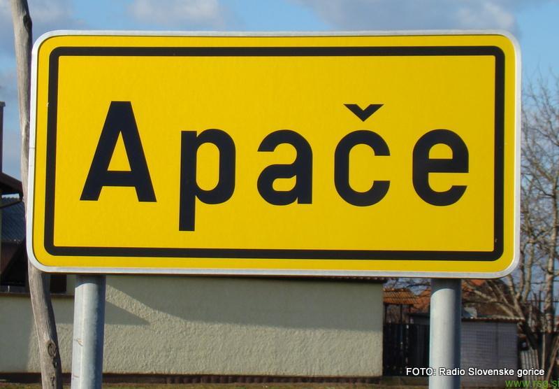 Proračun občine Apače