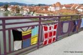 FOTO: Zakvačkani Sari most