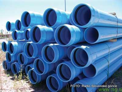 Končana gradnja kanalizacije