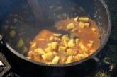 Lovrenški čebelarji so kuhali krompirjeve golaže