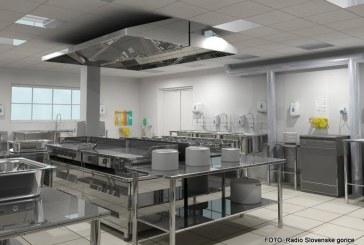 Obnova šolske kuhinja v Lovrencu na Pohorju