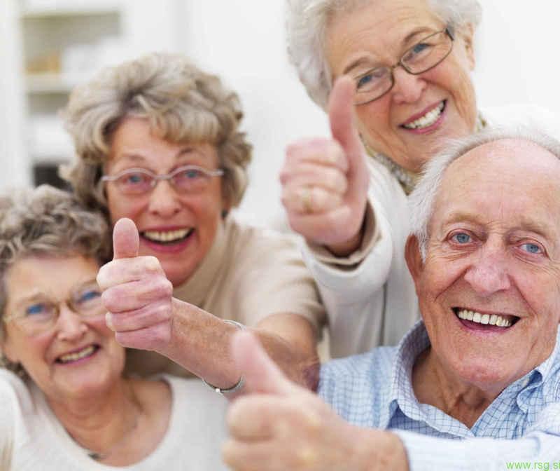 Srečanje starejših občanov v Staršah