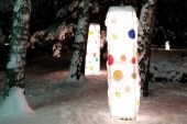 Vilinsko mesto in prižig lučk v Mariboru