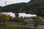 Nastanitveni center v Šentilju znova poln