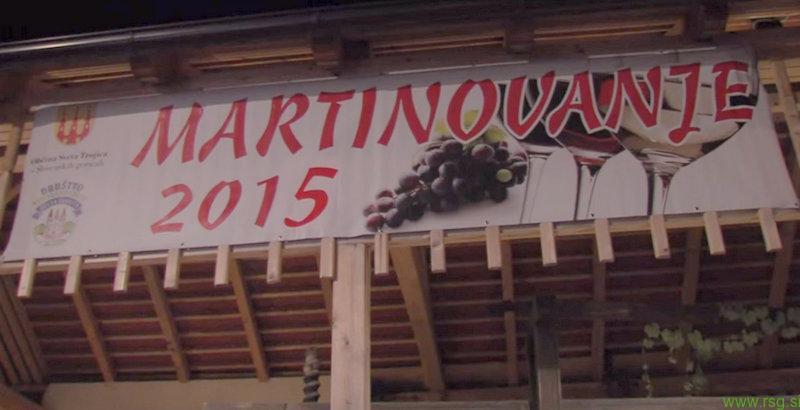 VIDEO: Martinovo – kaznovanje mošteka v Sv. Trojici