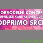 Dobrodelni koncert Župnijske karitas Sveti Jurij v Slovenskih goricah