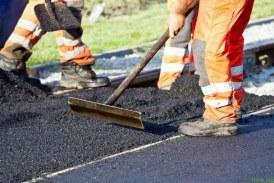 V Zgornji Kungoti nadaljujejo z modernizacijo ceste
