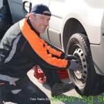 FOTO: Ustrezno poskrbite za zimsko opremo