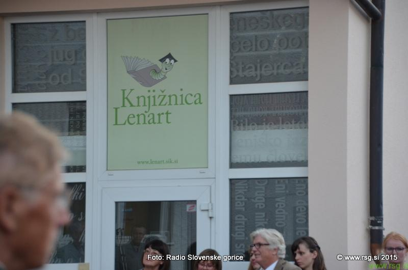 V Knjižnici Lenart nov večnamenski prostor in dan odprtih vrat