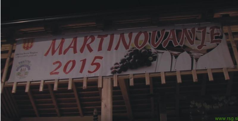 VIDEO: Martinovo - kaznovanje mošteka v Sv. Trojici