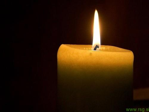 Previdno pri uporabi sveč v zaprtih prostorih