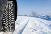 Od nedelje naprej je obvezna zimska oprema