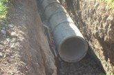 Na Sveti Ani bodo nadaljevali z deli na kanalizacijskem omrežju