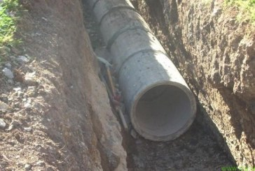 Krajani Dobrovc in Skok opozarjajo na težave z novozgrajenim kanalizacijskim omrežjem