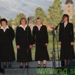 Veselje na vasi v Benediktu
