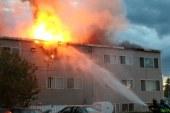 Vzrok požara v Mariboru električni radiator
