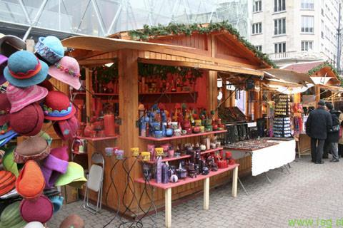 Božično - novoletni sejem v Lovrencu na Pohorju