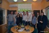 FOTO: Tekmovalci oddaje Kmetija nov začetek obiskali Radio Slovenske gorice