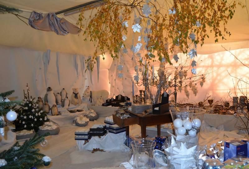 V Meleh zanimiva adventna razstava