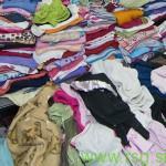 Zbrana oblačila na pot do socialno ogroženih v Bolgariji