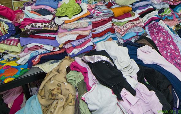 O spomladanskih izmenjevalnicah oblačil