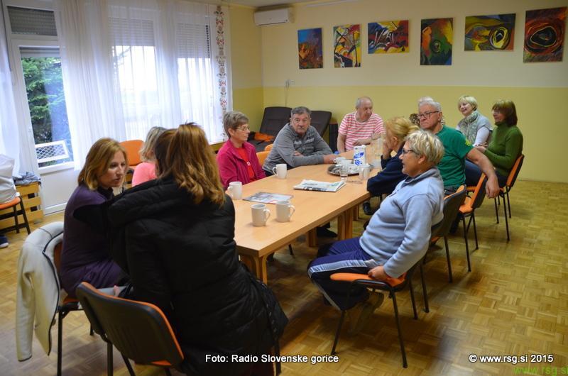 FOTO: Vandranje - Dnevni center aktivnosti v Marjeti na Dravskem polju