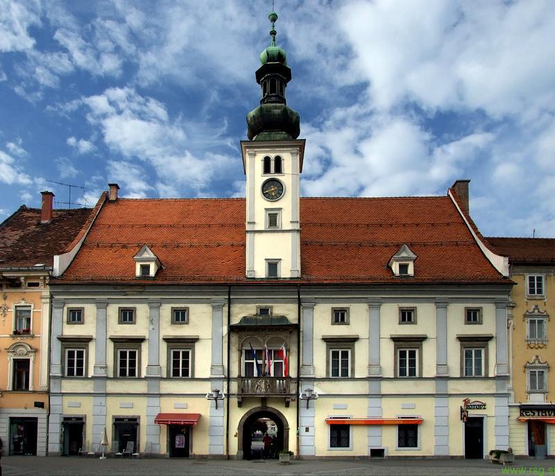 Mariborski Rotovž zaznamuje 500 let