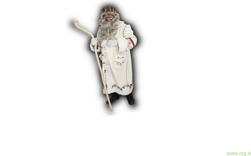 Dedek Mraz v Maribor prihaja iz Pohorja