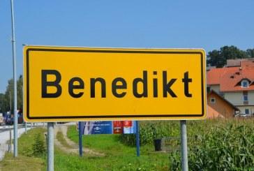 V Benediktu bodo urejali pokopališče