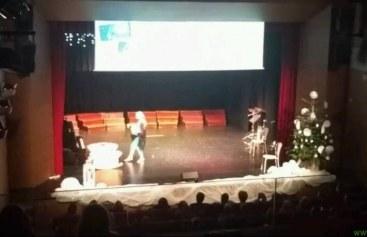 Božični koncert OŠ Lenart napolnil dvorano