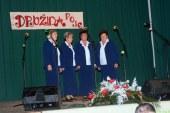 V Jurovskem Dolu 20. Družina poje in 60 let Kulturnega društva