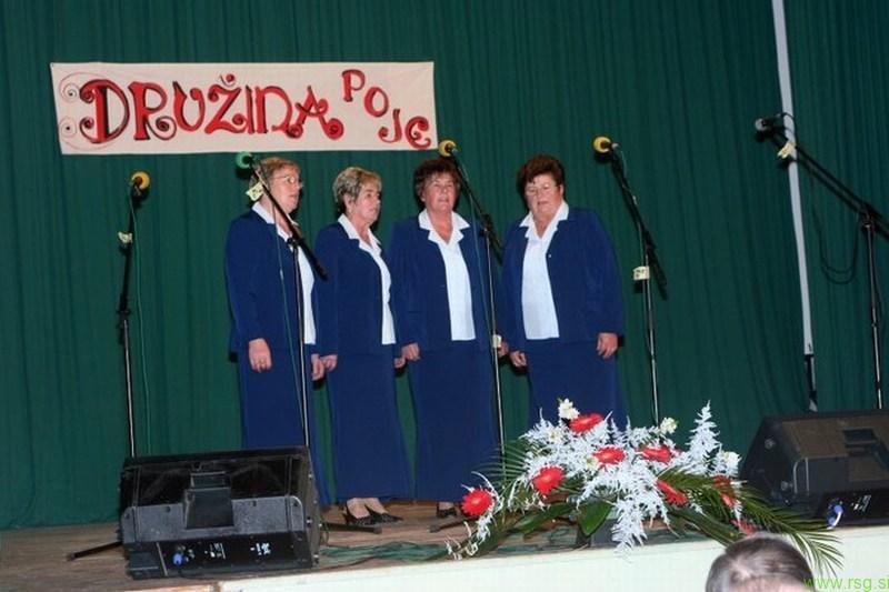60 let Kulturnega društva in 20. prireditev Družina poje