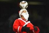 Tradicionalni Božičkov nogometni spektakel