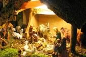 V Sv. Trojici na ogled jaslice, na Sveti Ani nastop Staneta Vidmarja, v Pernici žegnanje konj