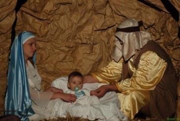 Žive jaslice v Prepoljah in silvestrovanje v Staršah