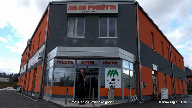 FOTO: Vandranje - Salon pohištva Lesotrg
