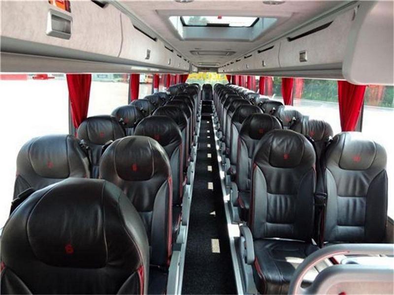 Udobno z avtobusom iz Zagreba, preko Maribora v Graz in na Dunaj