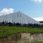 V Severovzhodni Sloveniji  v begunski krizi trenutno najbolj na udaru Šentilj in Kidričevo