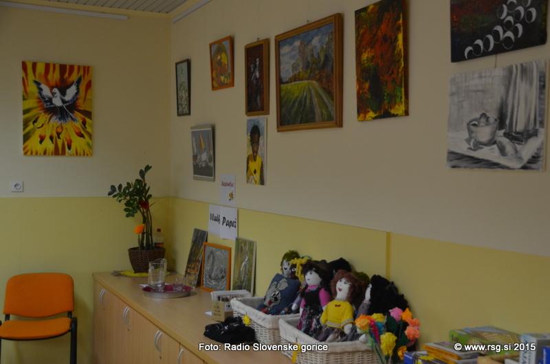 Po prazničnem premoru, delo v dnevnem centru v Marjeti poteka nemoteno