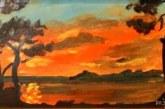 Na Sveti Ani na ogled razstava del Antona Fašinga