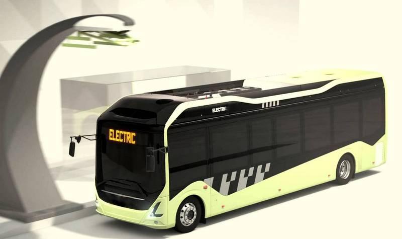 V Dupleku predstavili električni avtobus
