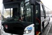 V Mariboru na preizkušnji avtobus na električni pogon